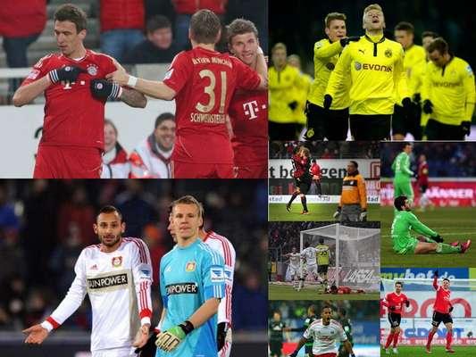 La jornada 19 de la Bundesliga mantiene a Báyern Múnich como líder absoluto con 48 puntos, todavía lejos de las 37 unidades de Bayer Leverkusen y las 36 de Borussia Dortmund.