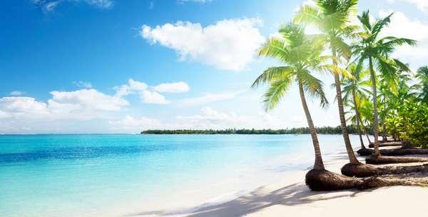 Conhecido como o primeiro local onde o sol nasce no México, Cozumel encanta por conta da água cristalina e areia branquinha