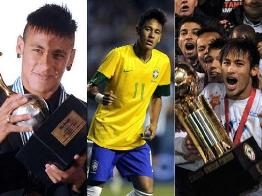 Neymar da Silva Santos Junior was born in Mogi das Cruzes, Sao Paulo 21 years ago to the day on February 5, 1992. The Brazilian has already become a worldwide phenomenon. To celebrate his big day, we take you through some of the most important days of his young life. Enjoy.