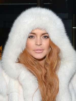 ¡Oh Lindsay! Seguramente alguien hará enfurecer a PETA por el uso de pieles y quién más sino la única e inigualable Lindsay Lohan