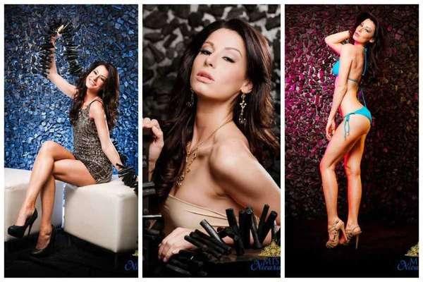 Nastassja Bolívar coronada en 2011 como Nuestra Belleza Latina, ahora se prepara intensamente para lograr el título de Miss Universo Nicaragua 2013.