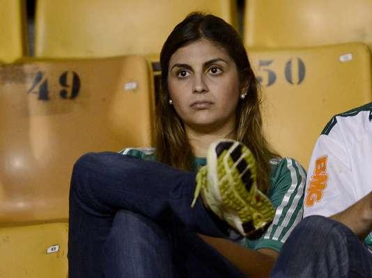 A vitória do Palmeiras por 2 a 1 sobre o Sporting Cristal veio com muito esforço e trouxe tensão, alívio e alegria à torcida presente ao Pacaembu; confira a seguir as reações da torcida alviverde