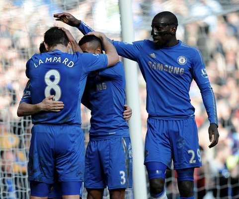 El Chelsea le endosó una goleada 4-0 al Brentford y avanzó a los octavos de final de la FA Cup. Lampard, que aún no renueva con el club, marcó el tercero.