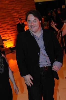 Diversos famosos conferiram a pré-estreia do filme 'Colegas', que aconteceu na noite da última segunda-feira (19) no shopping Iguatemi, em São Paulo. Na foto, Ariel Goldenberg, que protagoniza o filme