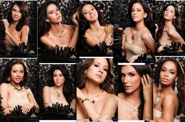Ellas son las 13 bellas mujeres que se disputan la corona de Miss Nicaragua 2013. El próximo sábado 2 de marzo en el Teatro Nacional Ruben Dario tendrá lugar la edición número 31 del certamen, donde Farah Eslaquit, coronará a su sucesora al final del evento. ¿Quién será la ganadora de este año?