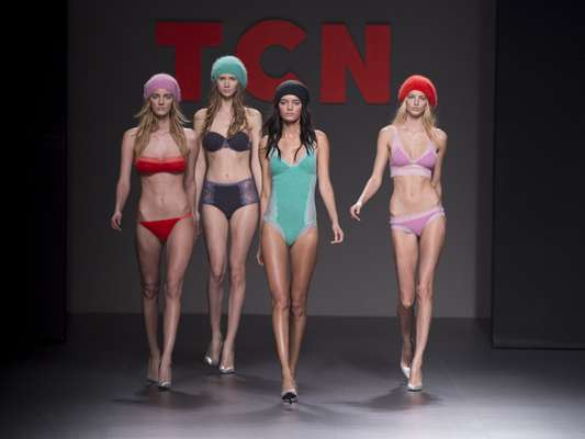 Madrid Fashion Week Otoño/Invierno 2013-14: TCN