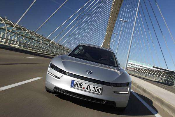 Fotos Volkswagen XL1