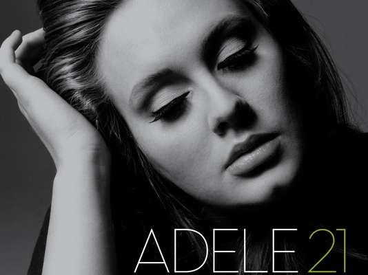 1. '21' de Adele. La segunda producción musical de la cantante londinense volvió arrasar en ventas en el 2012 al vender 8.3 millones de copias alrededor del mundo.