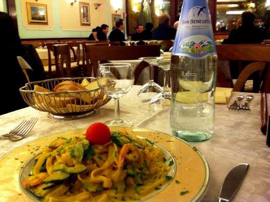 Fettuccine Porto Vieste, durante 15 años fue el plato preferido del papa Benedicto XVI en sus tiempos de cardenal.