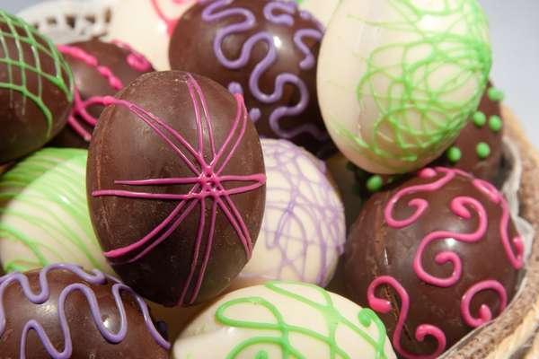 História do ovo de Páscoa remonta tradições de várias partes do mundo