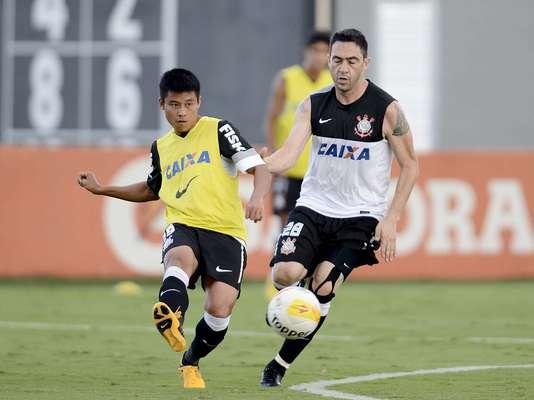 Corinthians se reapresentou para treinos nesta quinta-feira após vitória pela Copa Libertadores da América