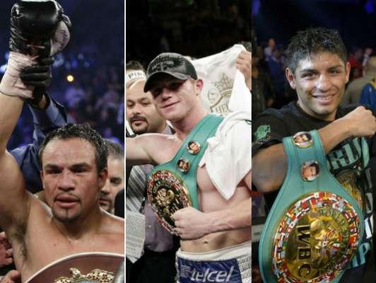 Actualmente, el boxeo mexicano cuenta con grandes exponentes y aquí hacemos un repaso de los mejores que dan de qué hablar en estos momentos.