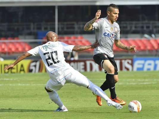 Santos e Corinthians não empolgaram no clássico deste domingo, no Morumbi, pela décima rodada do Campeonato Paulista