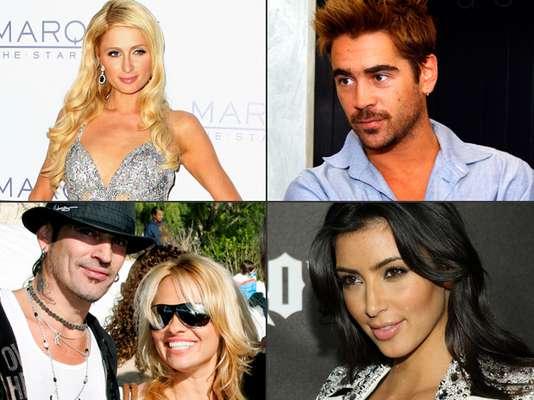 ¡Muy, muy hot! Los famosos han logrado calentar la web y sus carreras con la difusión de videos eróticos que los involucran. Cómo olvidar los escándalos de Paris Hilton, Kim Kardashian, Colin Farrell, Jennifer López y más historias.