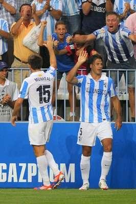En la ronda previa de la Champions League, el gol de Martín Demichelis abrió el camino ante el Panathinaikos