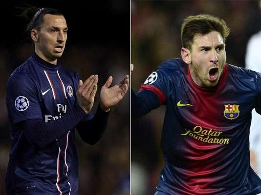 El Barcelona se enfrentará al París Saint-Germain en los cuartos de final de la Liga de Campeones y el Real Madrid jugará con el Galatasaray, mientras que el Málaga lo hará con el Borussia Dortmund, según el sorteo celebrado este viernes en Nyon (Suiza).
