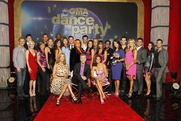 """La temporada número 16 de """"Dancing With de Stars"""" viene cargada con celebridades que prometen un gran show, conoce a las parejas de DWS 2013."""