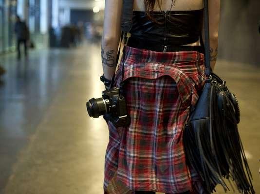 Máquina fotográfica é item obrigatório para quem pretende ter um blog
