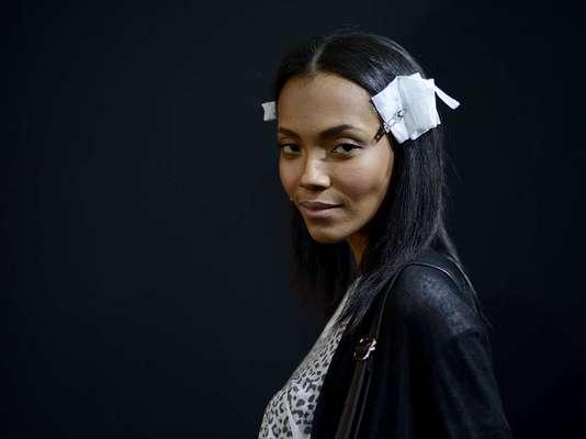 As modelos costumam procurar quais agências trabalham com quais modelos, contou Amanda Santana