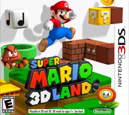 1.- Para rescatar a la princesa y derrocar a los monstruos que han invadido el Reino Champiñón, la versión 3D pone a tu disposición nuevos y poderosos objetos y habilidades, además de las que ya conoces. Con la versión tridimensional vivirás una mejor experiencia y tendrás mejores resultados gracias a las características de la Nintendo 3DS. Este juego además de ser el mejor título de la saga del plomero bigotón, es el número uno de la lista porque potencializa las imágenes 3D para hacerlas parte de la experiencia.de la Nintendo 3DS