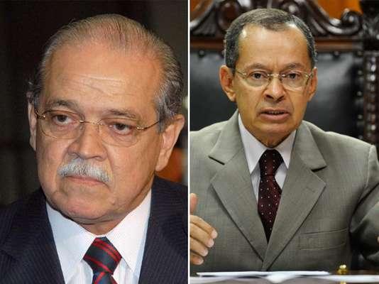 O ministro César Borges (PR-BA) foi anunciado na pasta dos Transportes no dia 1º de abril de 2013 no lugar de Paulo Passos, do mesmo partido, em meio à reforma ministerial promovida pela presidente Dilma Rousseff