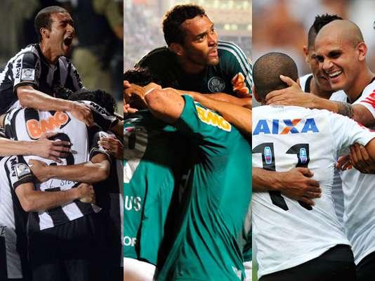 A fase de grupos da Copa Libertadores está na reta final e, enquanto alguns times já estão classificados, outros sofrem com a eliminação. Atualmente, Atlético-MG, Palmeiras, Corinthians e Fluminense estão na zona de classificação. Confira como seriam as oitavas se a fase se encerrasse hoje