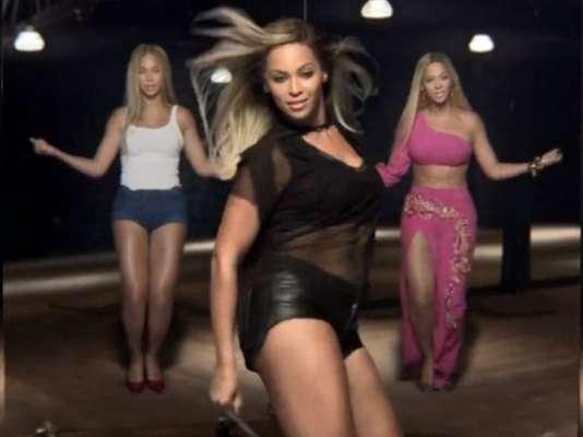 """Beyoncé revive a los personajes más calientes que ha encardado en los videos musicales, a lo largo de su fructífera carrera artística, en el nuevo video promocional que realizó para una reconocida marca de refresco titulado """"Mirrors""""."""