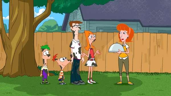 Phineas y Ferb es el programa más seguido de Disney Channel.
