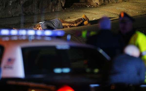 Polícia enquadra homem após tiroteio no MIT