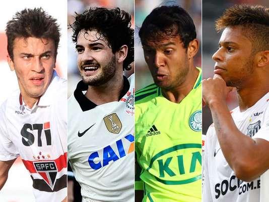 Neste domingo foi disputada a última rodada da primeira fase do Campeonato Paulista, definindo classificados e rebaixados. Confira a seguir as imagens das partidas