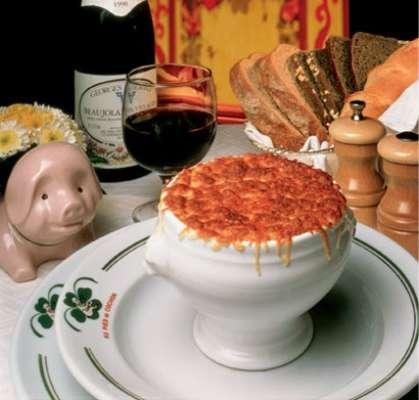 los mejores restaurantes de comida francesa en el df