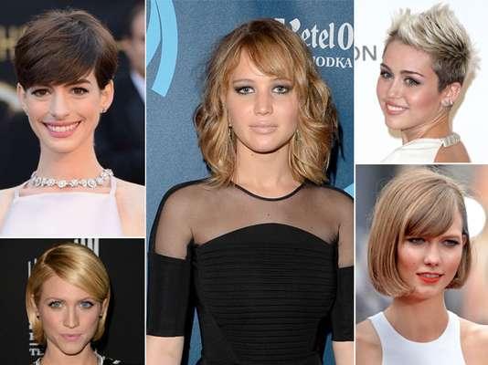 El cabello corto una tendencia en furor, favorito de muchas famosas; un estilo cómodo y versátil que las celebridades te enseñan cómo lucir de la mejor manera.