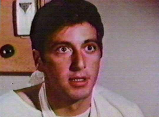 A estreia de Al Pacino como ator aconteceu em 1968. Na época, ele viveu o personagem John James em um episódio da série N.Y.P.D.