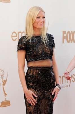 Gwyneth Paltrow foi eleita a mulher mais bonita do mundo pela revista People no ranking feito anualmente