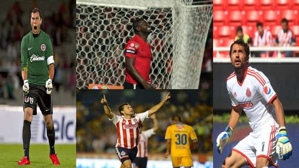 Here are the players that could make the difference in the desperation match between Tijuana and Chivas for Fixture 17 of the Liga MX.