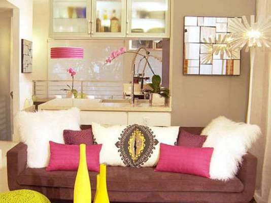 6 tips para decorar la sala sin gastar mucho dinero for Como decorar mi casa sin gastar