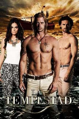 Conoce a los personajes que interpretan William Levy, Ximena Navarrete e Iván Sánchez y el resto del elenco en la telenovela 'La Tempestad'.