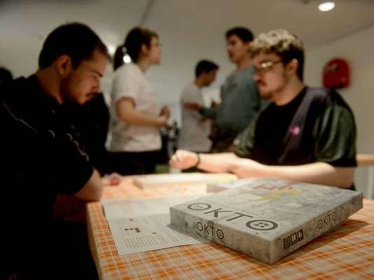 Parte da programação da Virada Cultural, o I Festival Games Brasil mostra videogames e jogos de tabuleiro desenvolvidos no Brasil