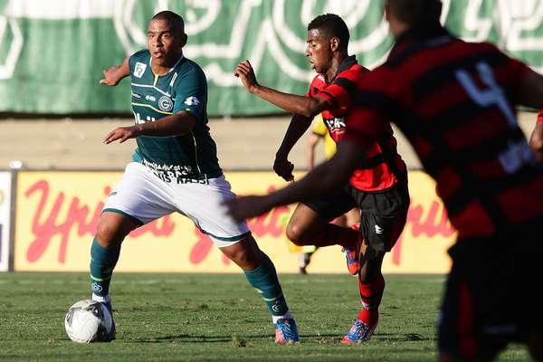 Com gol de Walter e reação no segundo tempo, o Goiás buscou empate contra o Atlético-GO e conquistou o título estadual