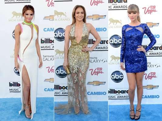 Los artistas se dieron cita en Las Vegas para los Billboard Music Awards 2013. Este año la alfombra fue azul y por ella desfilaron los artistas y famosos más hot del momento. Desde las más bellas y elegantes hasta los más estrafalarios y 'ridículos'. ¡No te pierdas la alfombra azul de los Billboard Music Awards 2013!