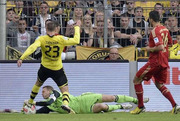 Ésta será la primera final de Champions League entre 2 equipos alemanes.