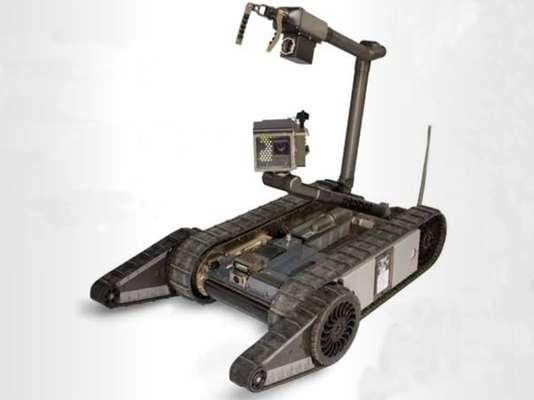 510 PackBot da iRobot é testado em campo de batalha e serve para diferentes missões