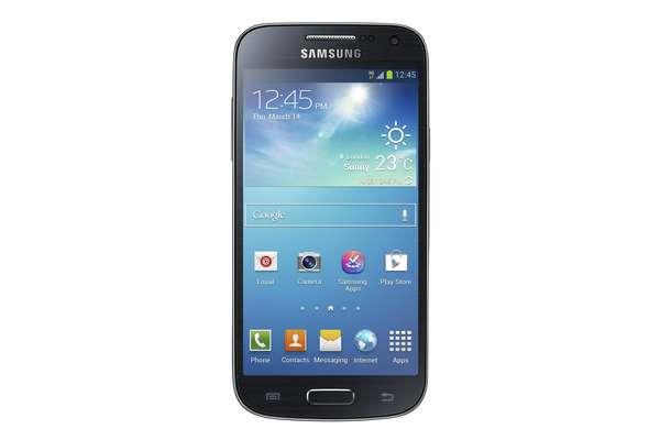 A Samsung anunciou uma versão menor do seu smartphone topo de linha, o Galaxy S4 mini