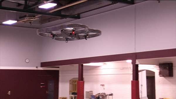 Pesquisadores da Universidade de Minnesota, nos Estados Unidos, conseguiram usar o poder da mente para controlar remotamente um helicóptero em um voo com obstáculos