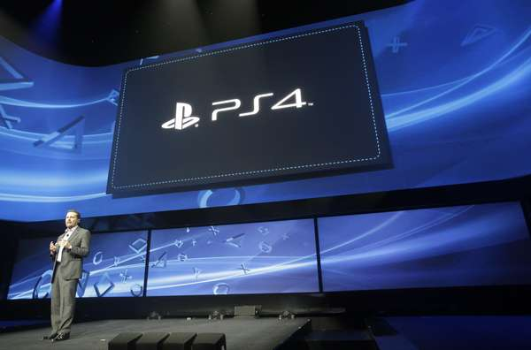 A Sony mostrou pela primeira vez o Playstation 4 em sua conferência na E3 nesta segunda-feira (10), em Los Angeles