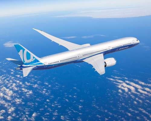 A versão 787-10 do Dreamliner deve ficar pronta em 2018