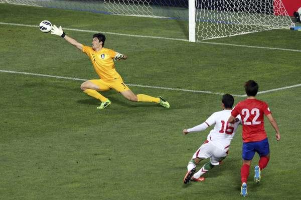Três seleções se garantiram na Copa do Mundo de 2014 nesta terça, sendo duas delas Irã e Coreia do Sul, que duelaram entre si em jogo que terminou com vitória de 1 a 0, mas com classificação de ambas