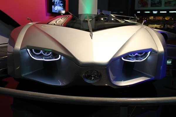 Bucci Special é um esportivo com ares clássicos que é impulsionado por um motor de V12, com 650 cavalos de potência