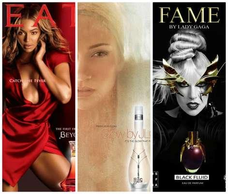 Una larga lista de artistas famosos como David Beckham, Kim Kardashian, Jennifer López, Rihanna y Beyoncé, se han lanzado al mundo de la perfumería.