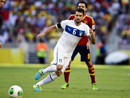 España e Italia se enfrentaron en Fortaleza en la Arena Castelao por el segundo boleto a la final de la Copa Confederaciones.